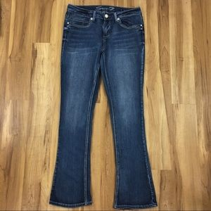 Seven7 Rocker Slim jeans in size 16